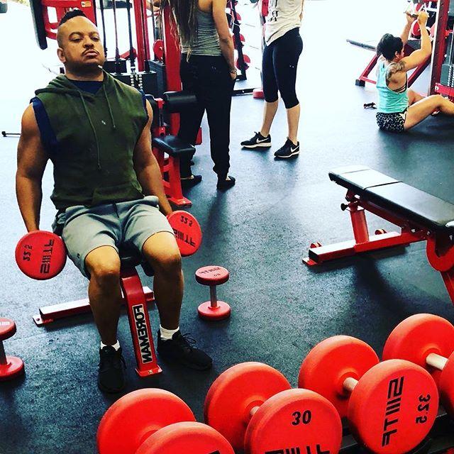 Chris Stokes Ent Workout